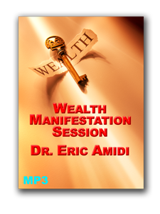 Eric Amidi, BelieveAndManifest.com, The Secret